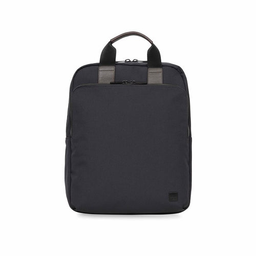 Charcoal Tote Laptop Backpack - 15