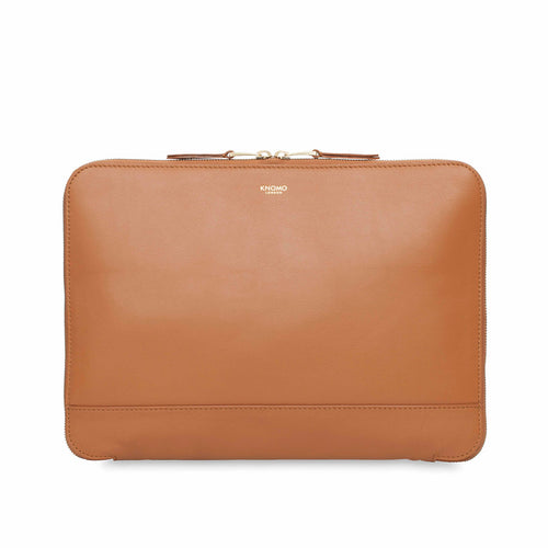 Leather Clutch Bag - 12