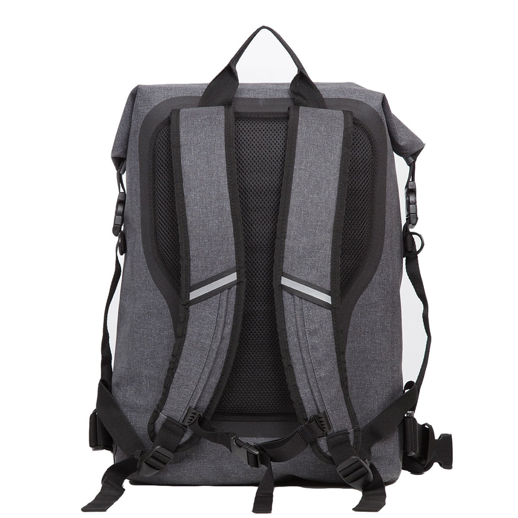 Cromwell with 10K mAh Battery Cromwell Backpack 15.6 - Grey with 10K mAh Battery -  Grey with 10K mAh Battery