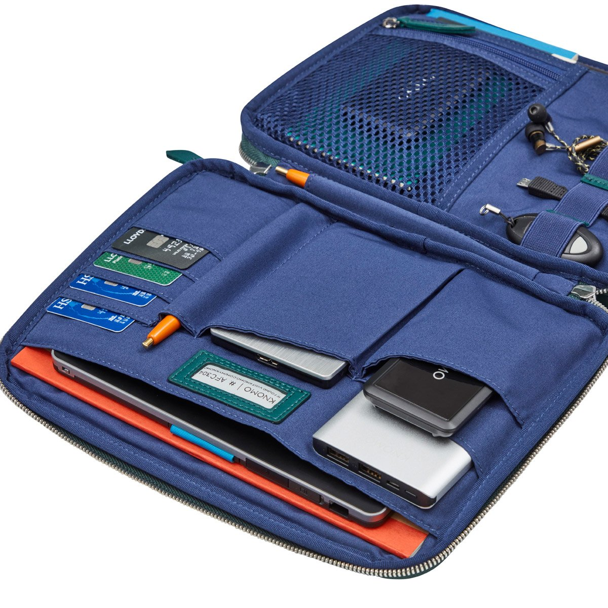 Mayfair Knomad Organiser - 10.5""