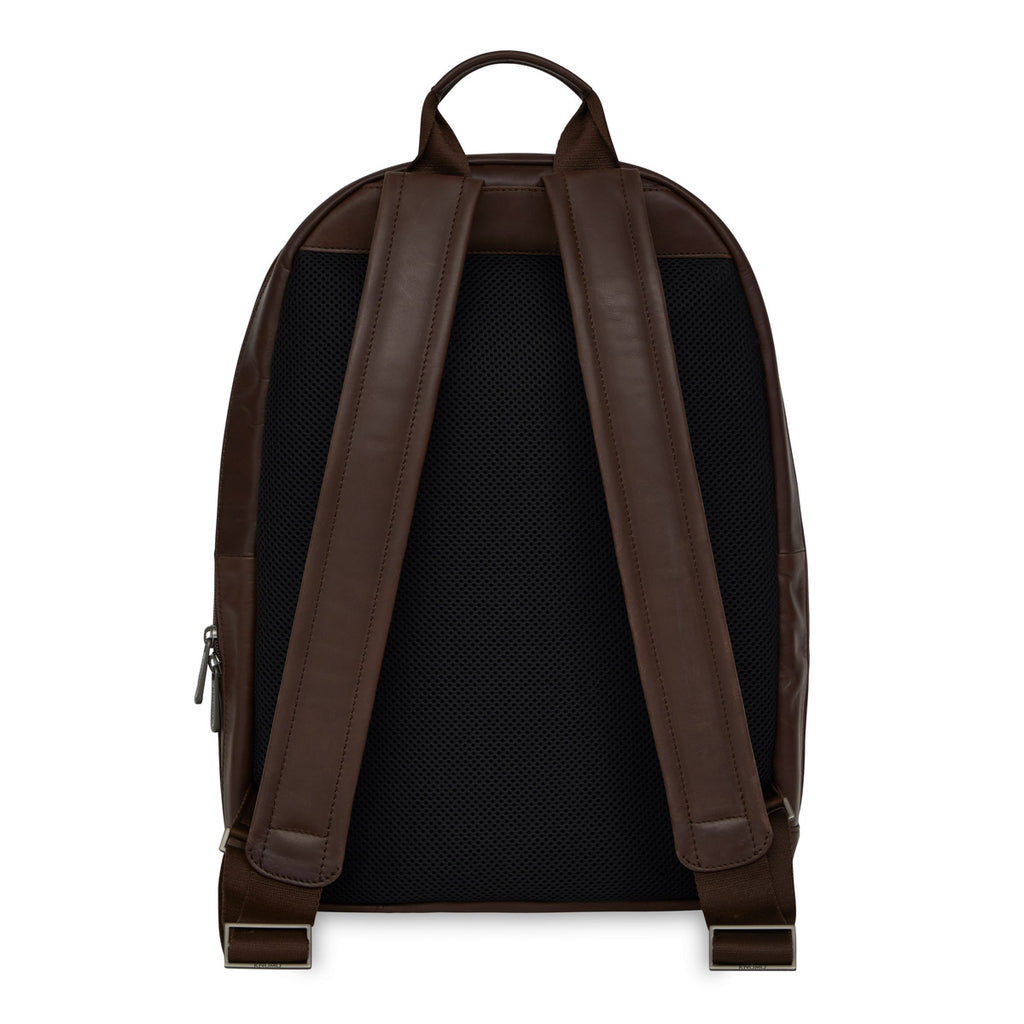"Albion Leather Laptop Backpack - 15"" -  15"""