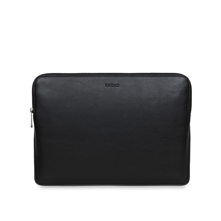 "Leather Laptop Sleeve - 12"" FITS MACBOOK -"