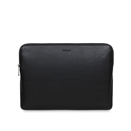 FITS MACBOOK - Leather Laptop Sleeve - 12