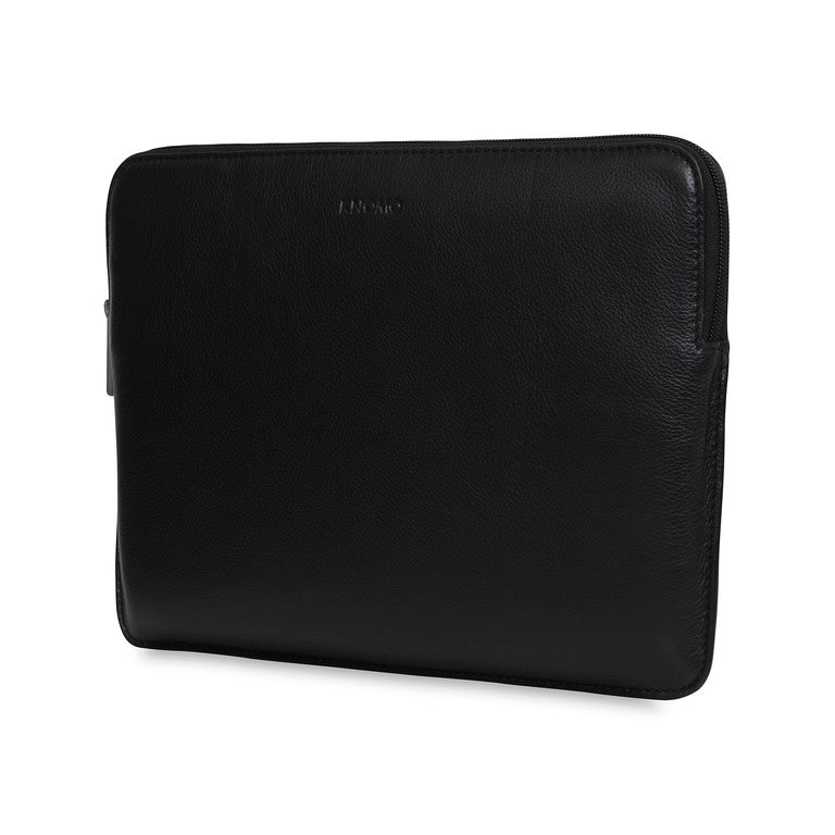 "Leather Laptop Sleeve - 12"" FITS MACBOOK -  