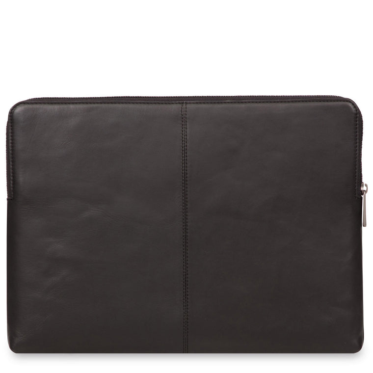 Leather Laptop Sleeve - 15
