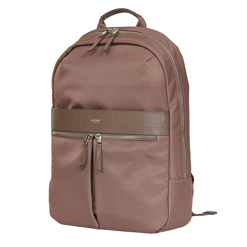 "Beauchamp Laptop Backpack - 14"" -  Fig 