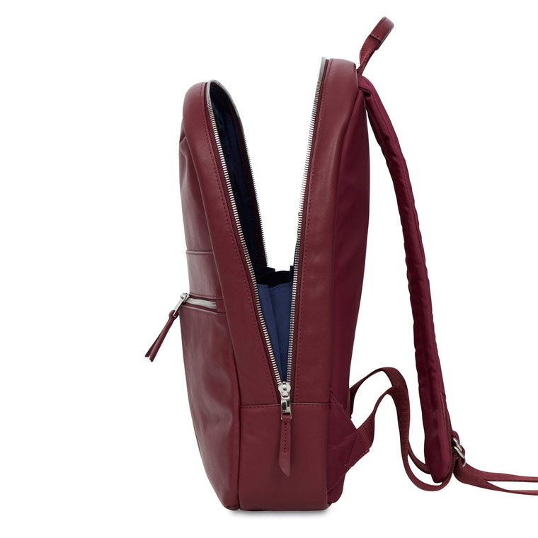 Leather Backpack 14