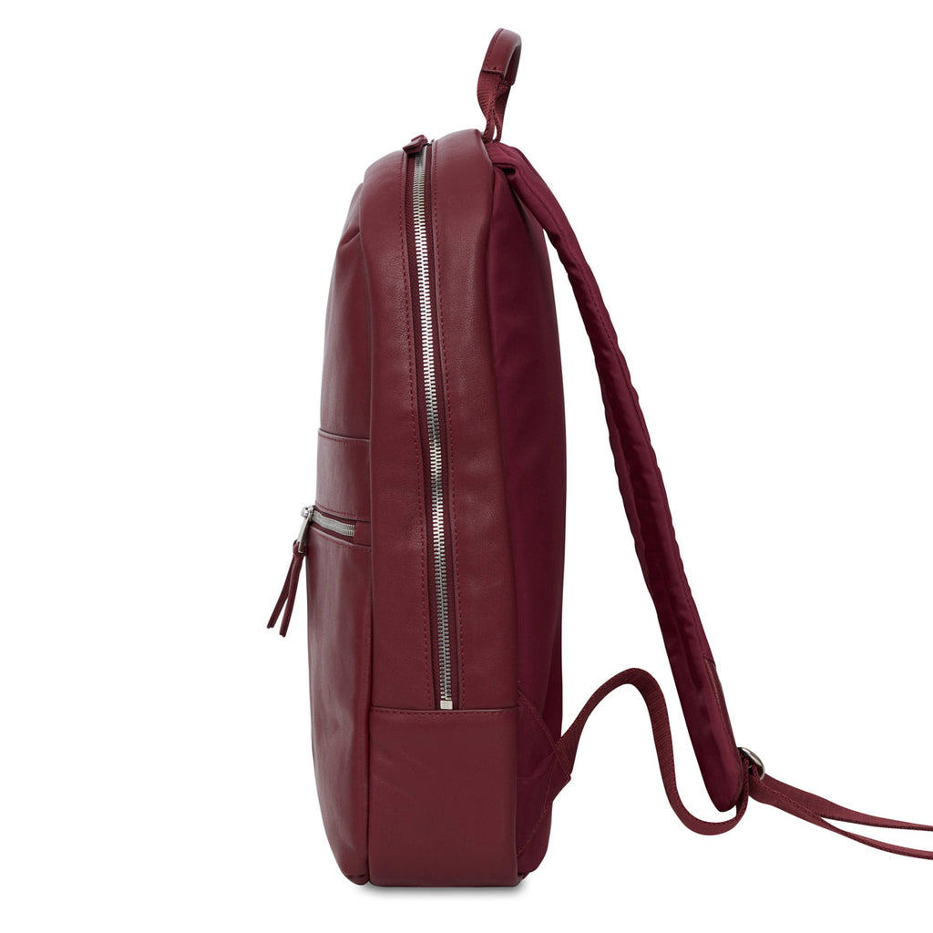 Leather Backpack 14""