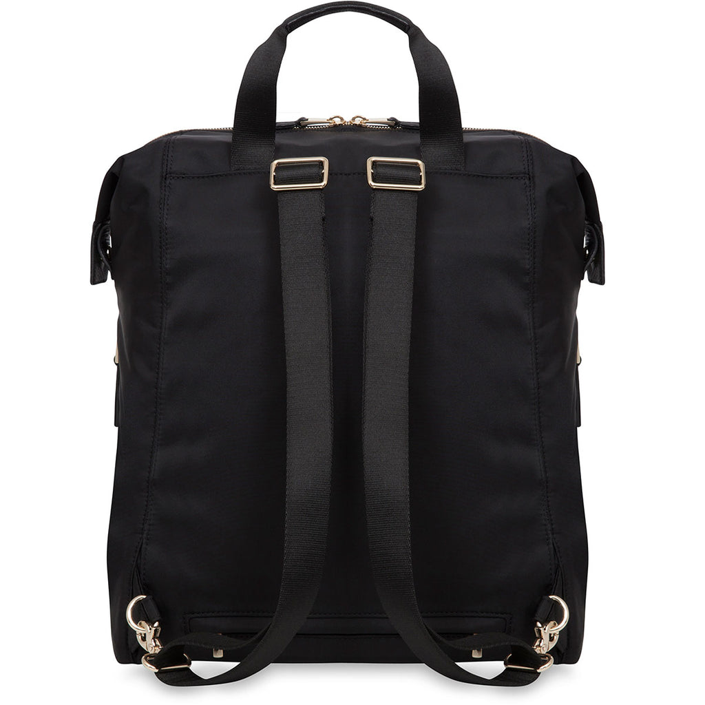 "Chiltern Laptop Tote Backpack - 15.6"" -  Black"