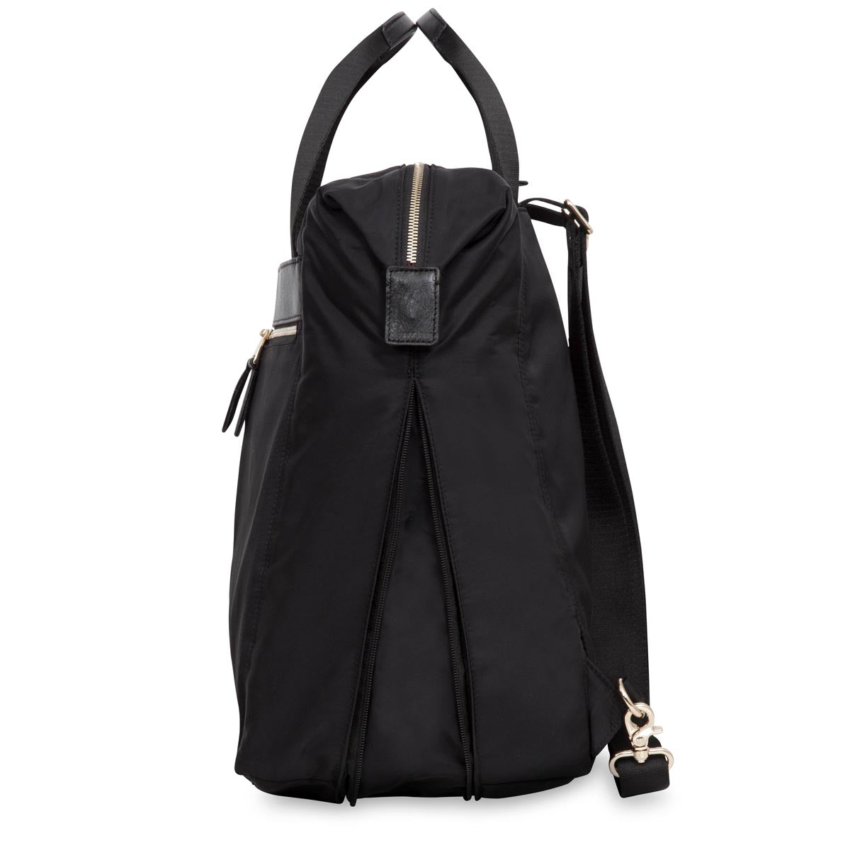 "Chiltern Laptop Tote Backpack - 15"" -  Black 