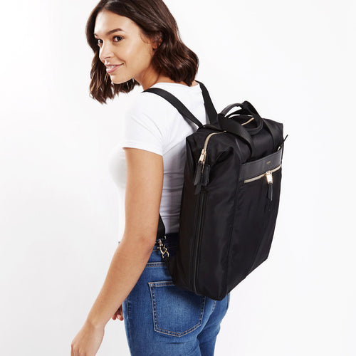"KNOMO Chiltern Laptop Tote Backpack - 15.6"" Main Image 