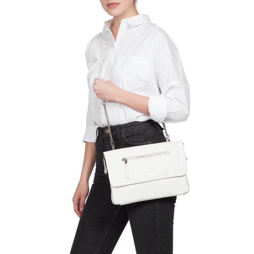 "Digital Leather Clutch Bag & Cross-Body - 10"" - Elektronista 