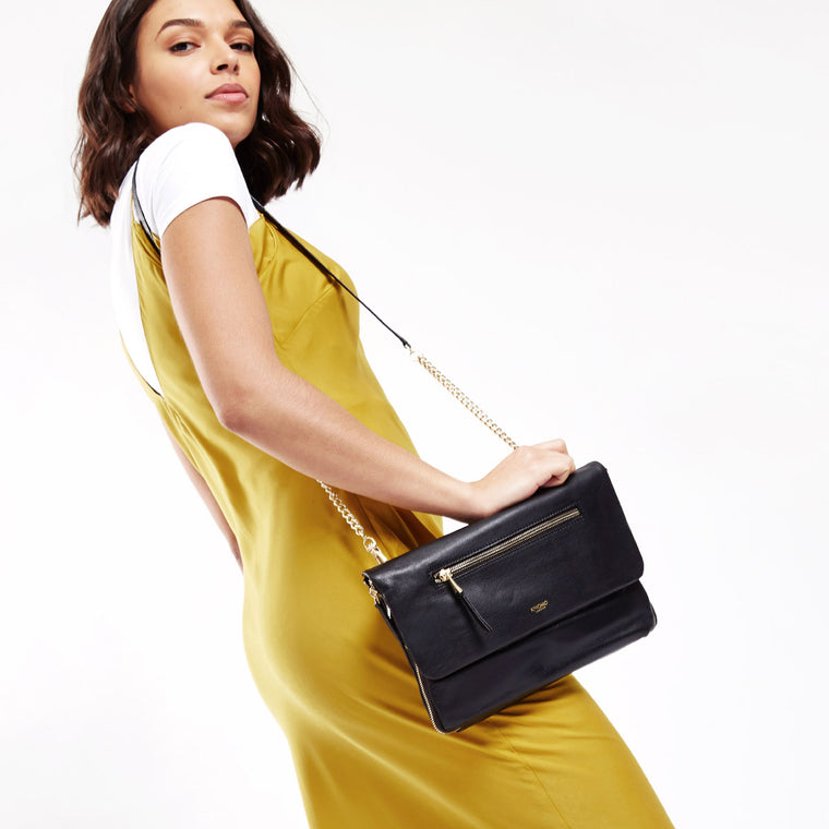 Cross Body Bags, Shoulder Totes and Tech Clutches from KNOMO