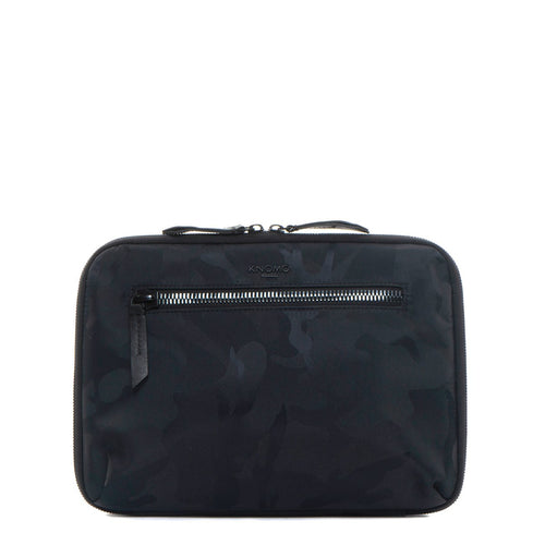"KNOMO Farringdon Knomad Organizer - 10.5"" Tech Organizer For Everyday From Front 