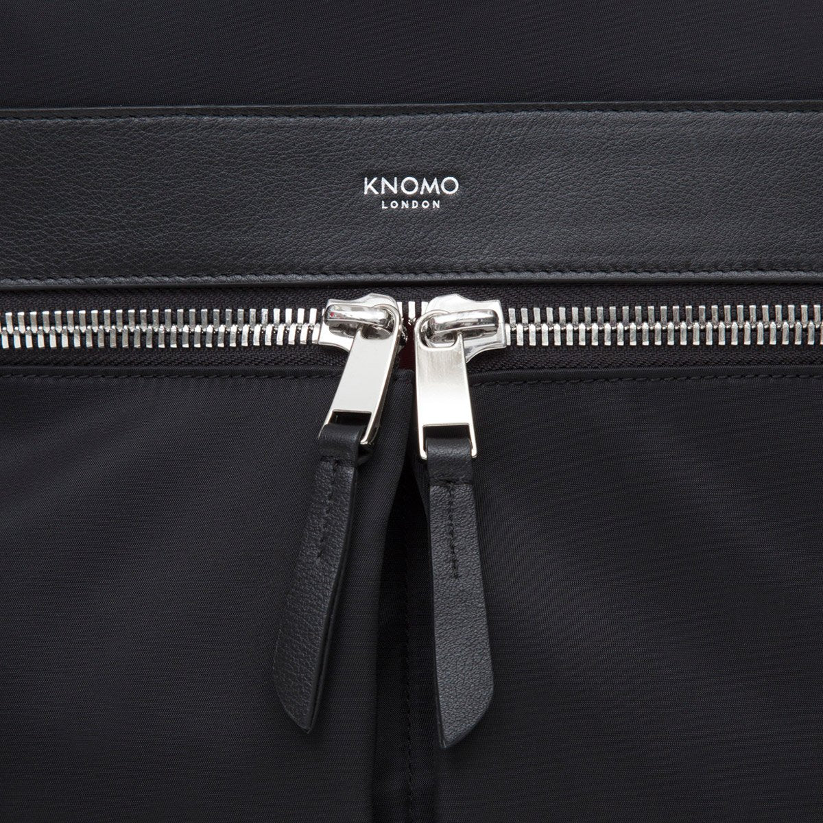 "Gilbert Laptop Tote Backpack - 14"" -  Black 