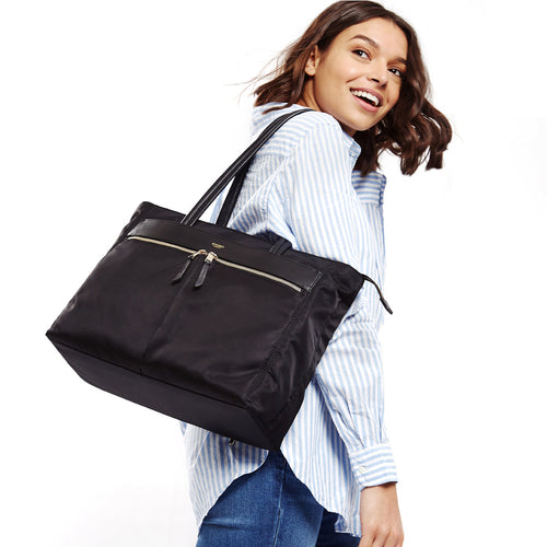 "KNOMO Grosvenor Place Laptop Tote Bag - 15"" Main Image 