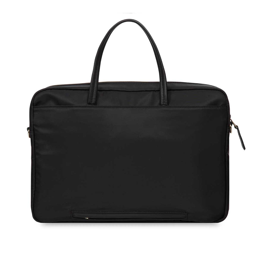 "Hanover Laptop Briefcase - 15"" -  Black"