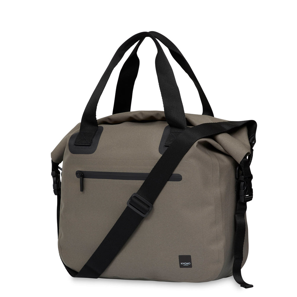Water Resistant Roll-Top Laptop Briefcase - 14""