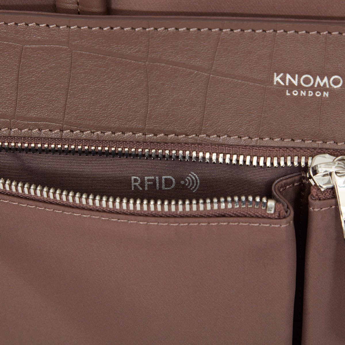 "Hanover Slim Briefcase 14"" -  Fig 