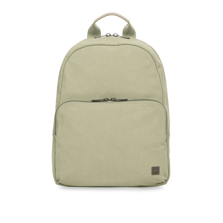 "Hanson Laptop Backpack - 15"" -  Olive Green 