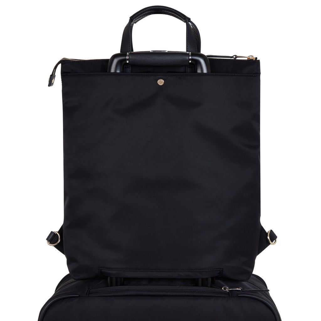 "Harewood Laptop Tote Backpack - 15"" -  Black"