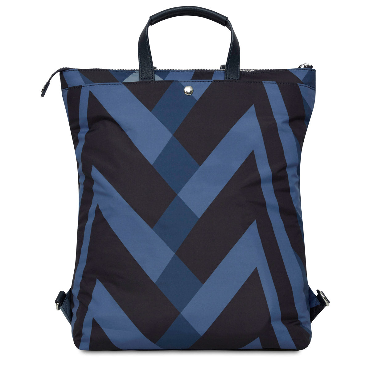 "Harewood Laptop Tote Backpack - 15"" (V&A Exclusive) -  Dark Navy 