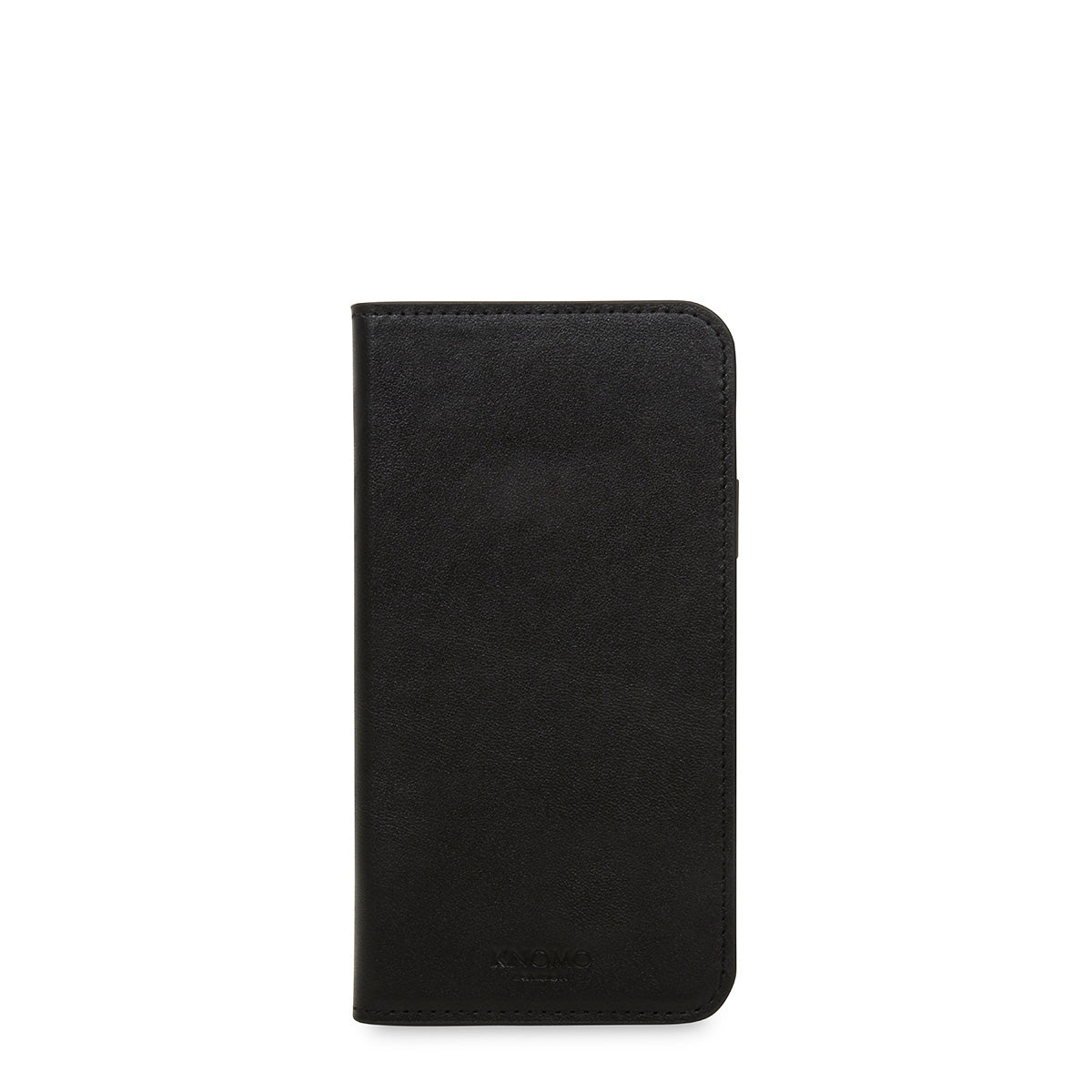 iPhone X Leather Folio Leather Folio - iPhone X -  Black | KNOMO