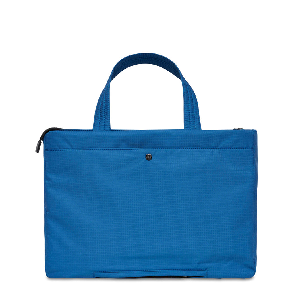 "Amsterdam Ultra Lightweight Tote 14"" -  Nautical Blue 