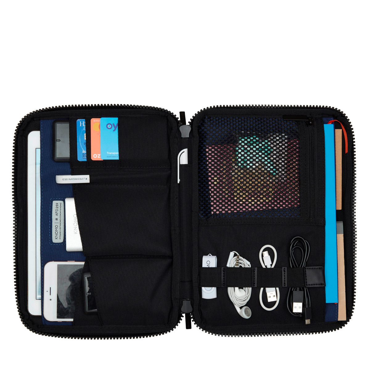 "Thames Knomad organizer - 10.5"" Tech Organizer For Everyday -  10.5""  