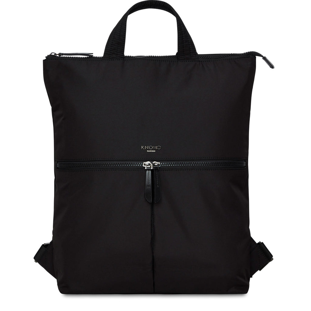"Reykjavik Laptop Tote Backpack - 15"" -  Black"