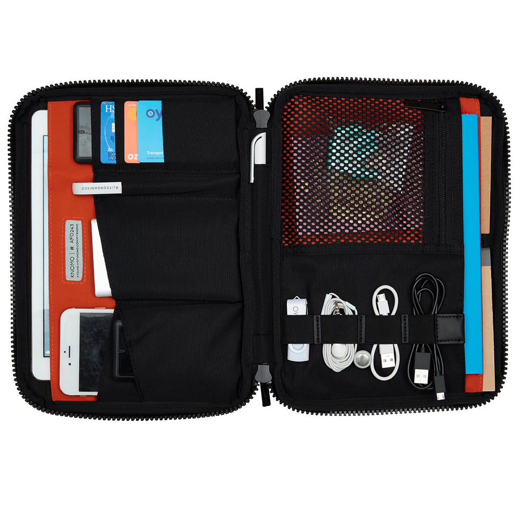 "Thames Knomad Organizer Tech Organizer for Work - 13"" -  13"""