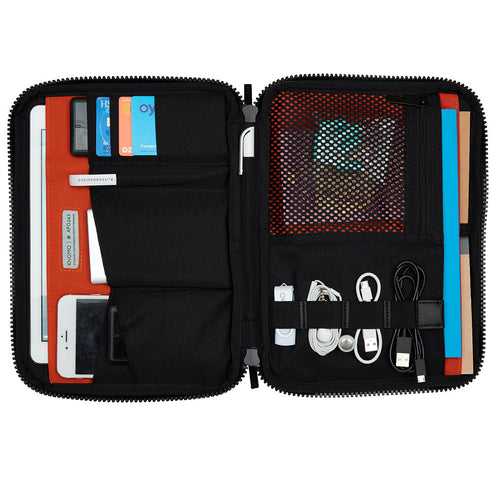 "KNOMO Thames Knomad Organizer Tech Organizer For Everyday - 10.5"" Main Image 