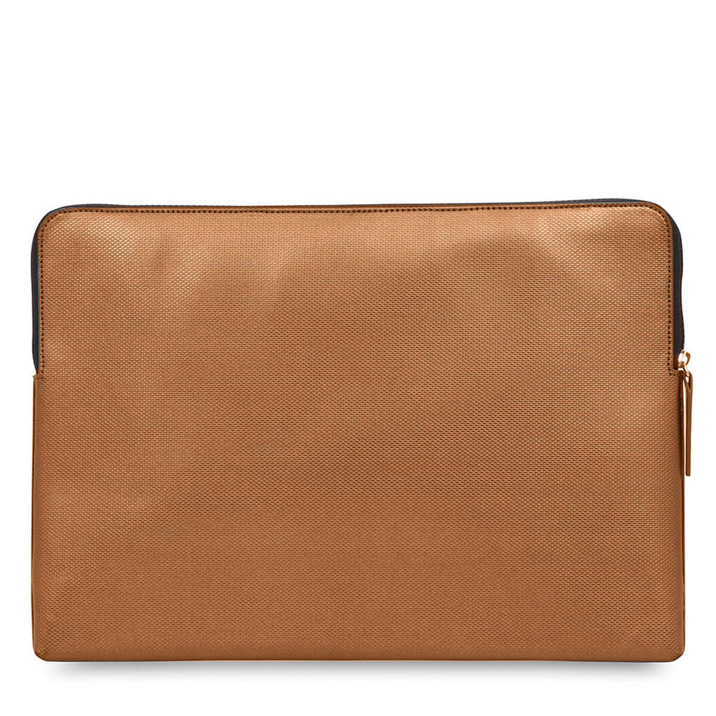 "Embossed Laptop Sleeve 15 inch Embossed Laptop Sleeve - 15"" -  Bronze"