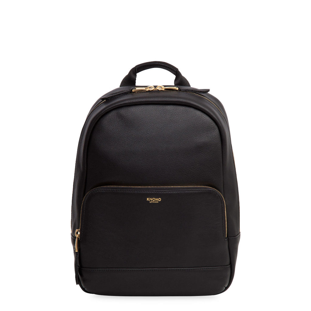 Leather Mini Backpack - 10""
