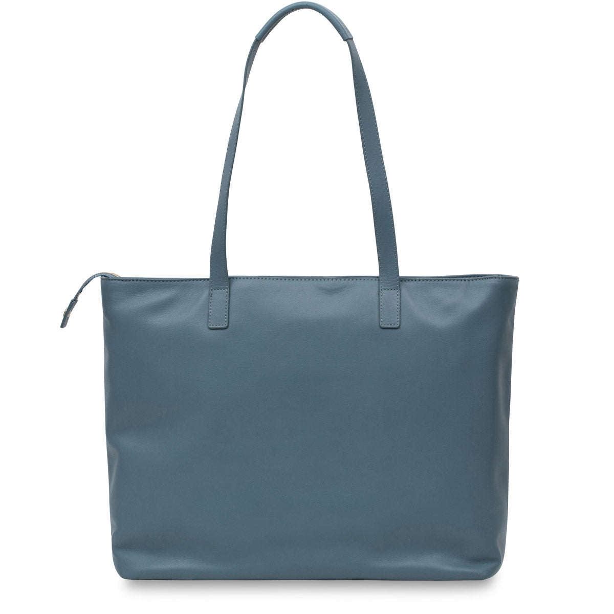 Leather Laptop Tote Bag - 15""