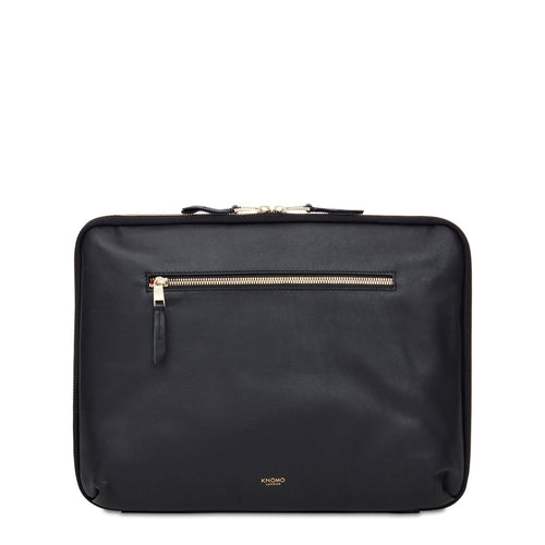 "KNOMO Mayfair Luxe Knomad Organizer - 13"" Tech Organizer for Work From Front 