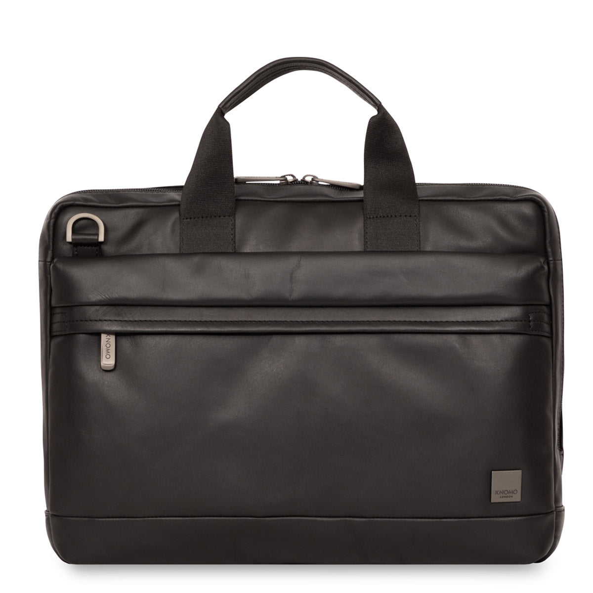 "Foster Leather Laptop Briefcase - 14"" -  14"" 