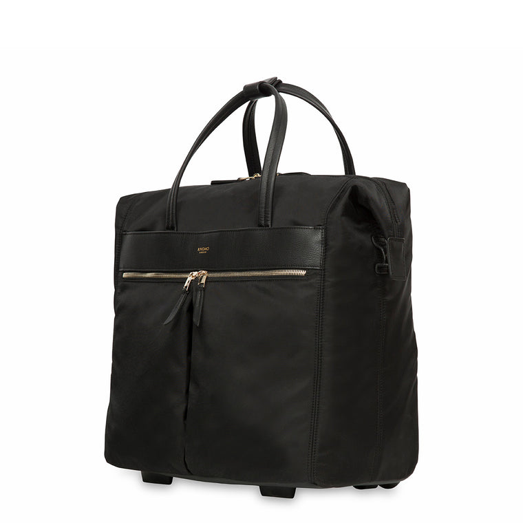 Wheeled Travel Laptop Tote Bag - 15
