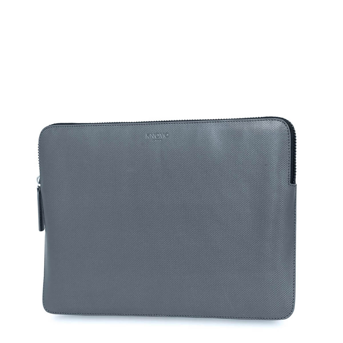 "Embossed Laptop Sleeve 12 inch Embossed Laptop Sleeve - 12"" -  Silver 