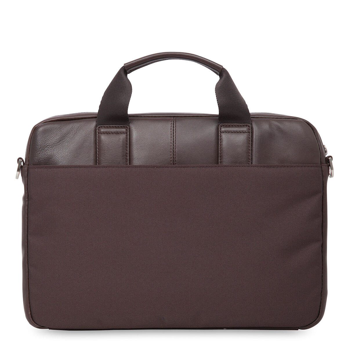 "Stanford Leather Laptop Briefcase - 13"" -  Brown 