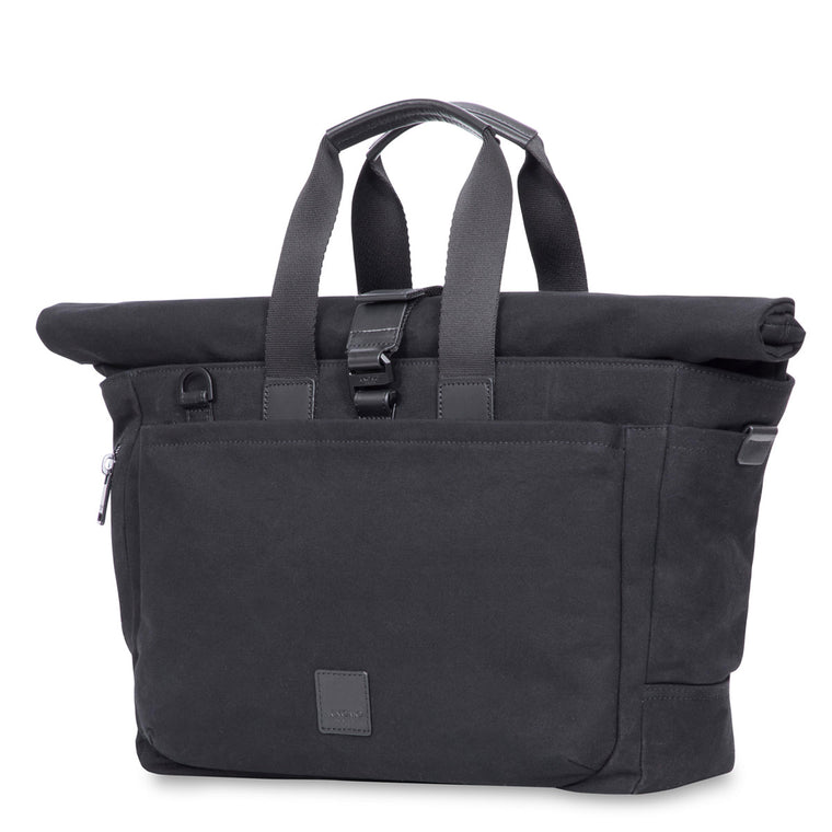 Roll-Top Laptop Briefcase - 15