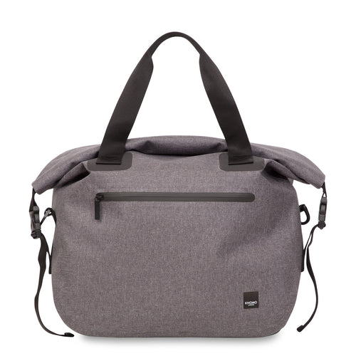 Water Resistant Roll-Top Laptop Briefcase - 14