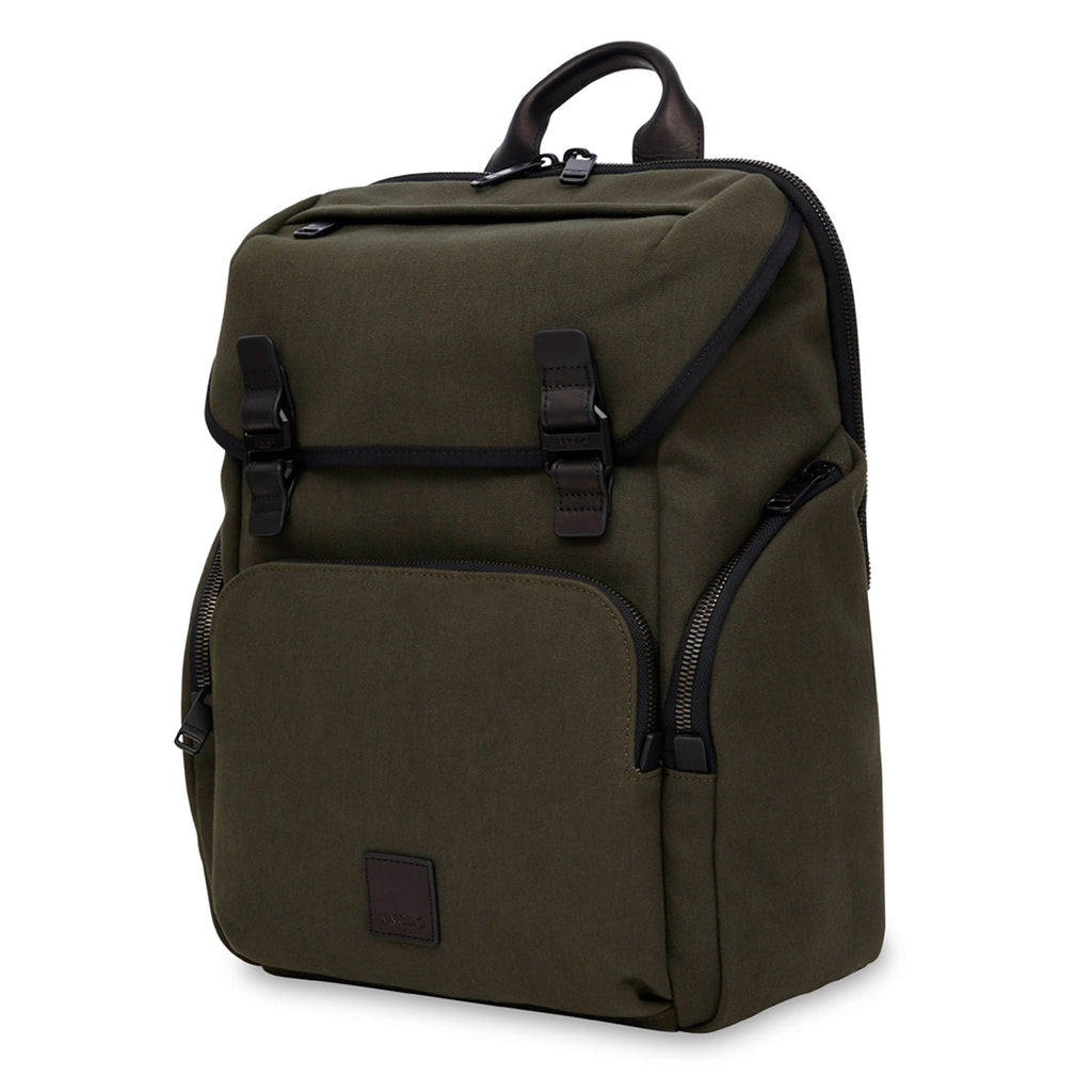 "Thurloe Backpack 15"" -  Dark Green 