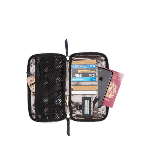 Knomad Travel Wallet (V&A Exclusive) - Knomad Travel Wallet | KNOMO