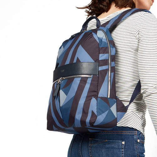 "KNOMO Beauchamp Laptop Backpack - 14"" (V&A Exclusive) Main Image 