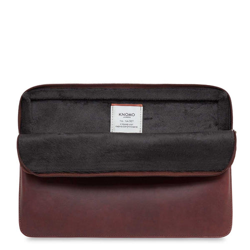 Leather Laptop Sleeve - 13