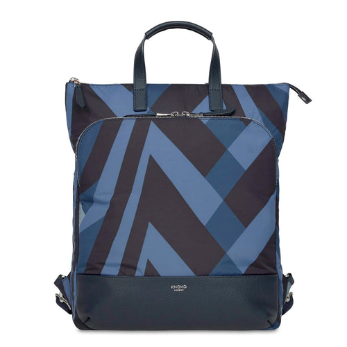 "KNOMO Harewood Laptop Tote Backpack - 15"" (V&A Exclusive) From Front 