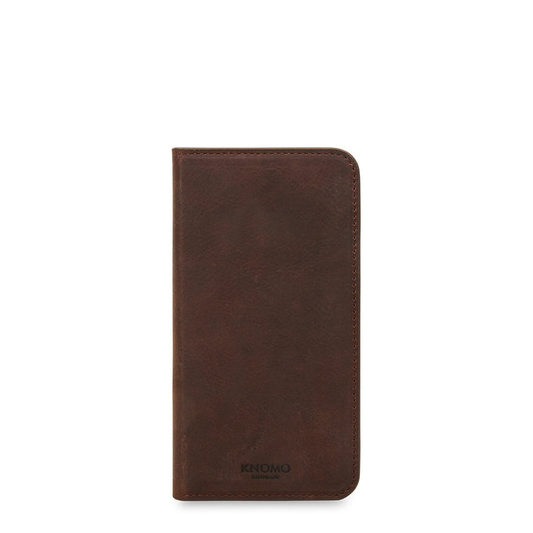 Premium Leather Folio - iPhone X
