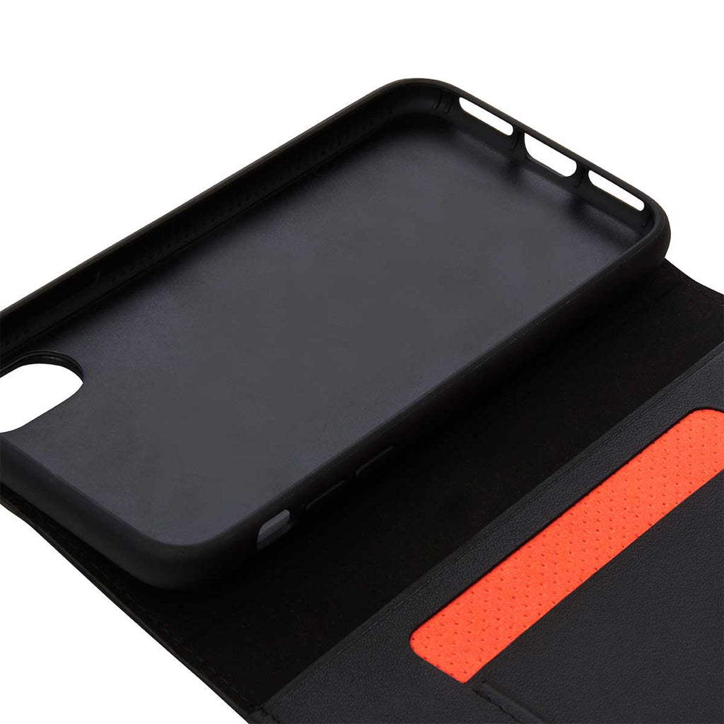 iPhone X Leather Folio Leather Folio - iPhone X -  Black
