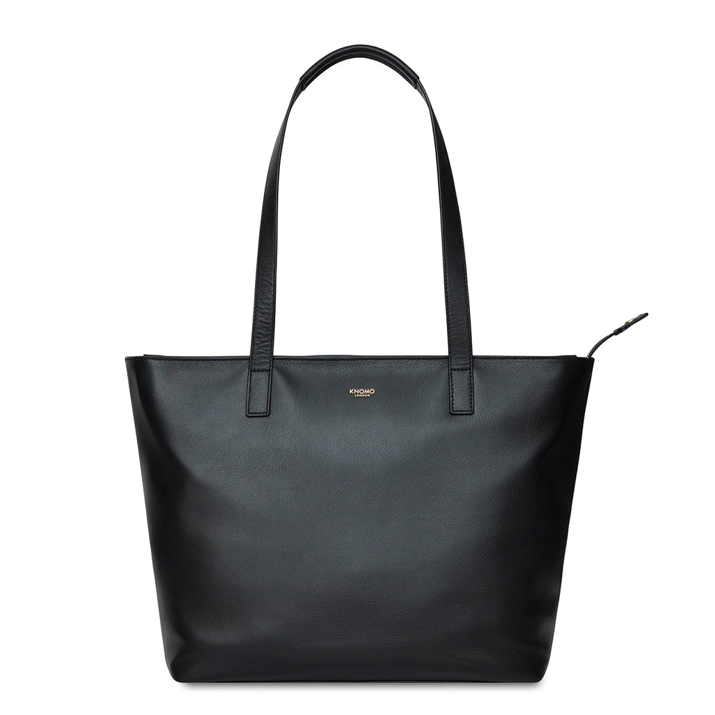 "Mini Maddox Leather Laptop Tote Bag - 13"" -  13"""